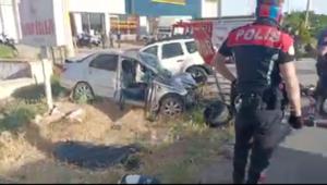 Feci Kaza 2 Ölü 2 Yaralı
